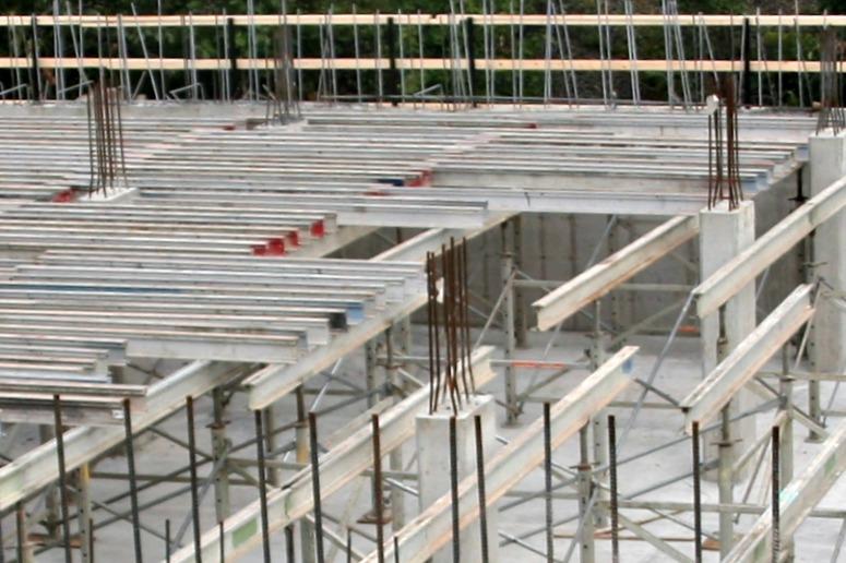 Building A 2 Way Spanning Slab Built Halifax