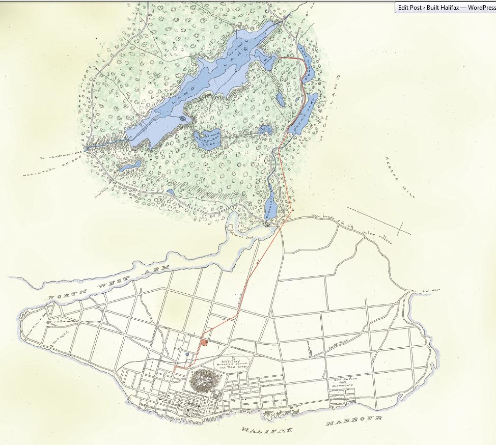 Proposed original Waterworks.