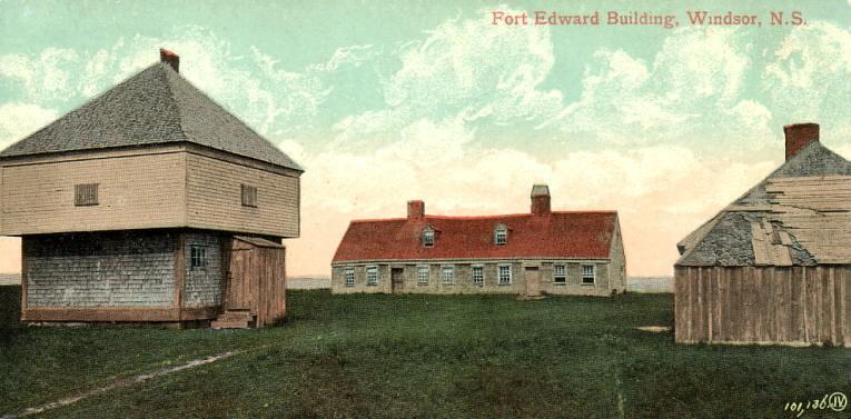 The Blockhouse Built Halifax