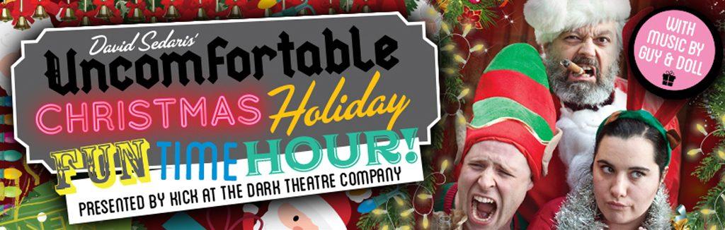 theatre review david sedaris uncomfortable christmas holiday fun time hour - David Sedaris Christmas