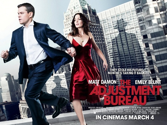 The-Adjustment-Bureau-UK-Poster