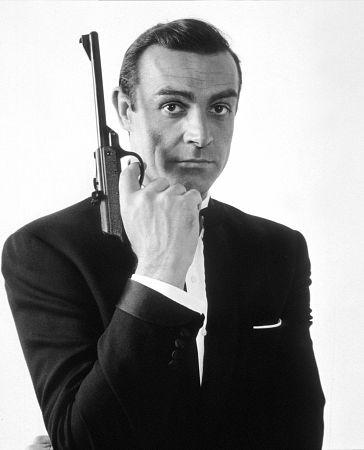 James Bond 007 The Sean Connery Era Flaw In The Iris