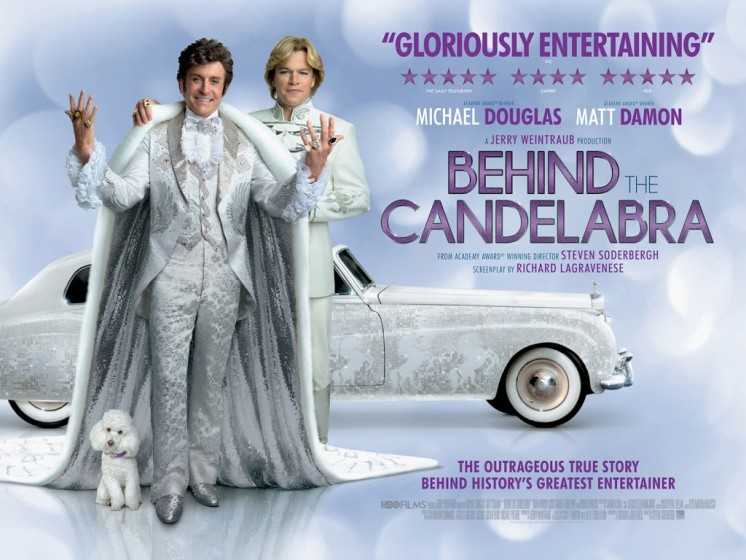 Behind-the-Candelabra-UK-Quad-Poster