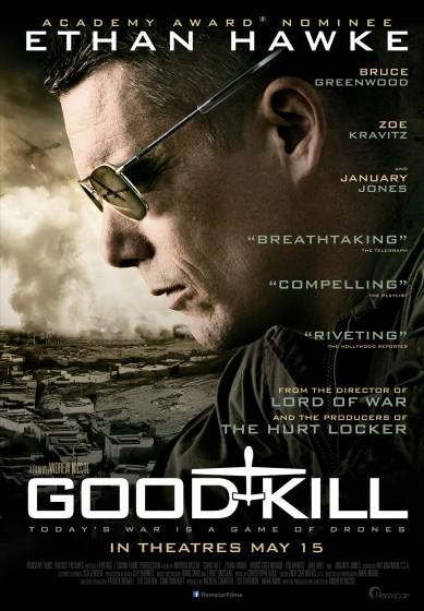 Ethan Hawke 2014 Good Kill review — S...