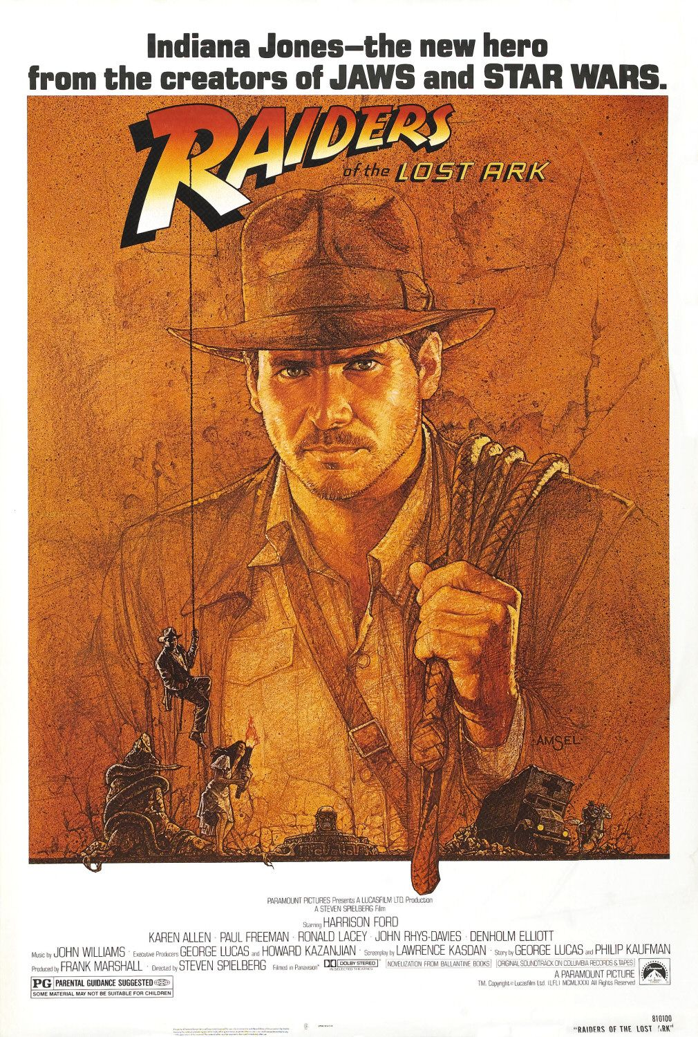 Indiana Jones series review   Flaw in the Iris