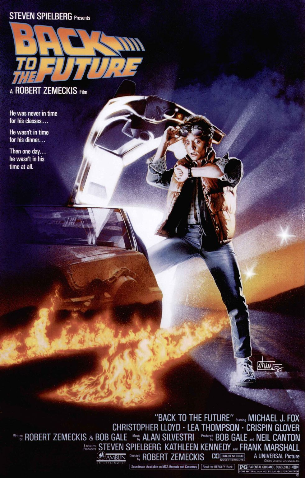 Back To The Future trilogy review  Flaw in the Iris