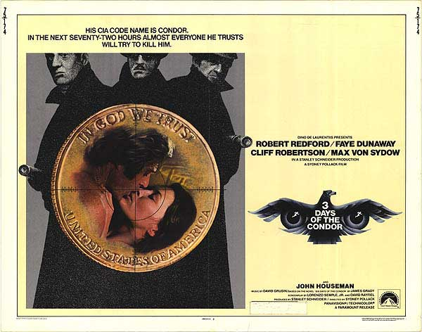 A Brief History of Spy Movies: Part Two | Flaw in the Iris