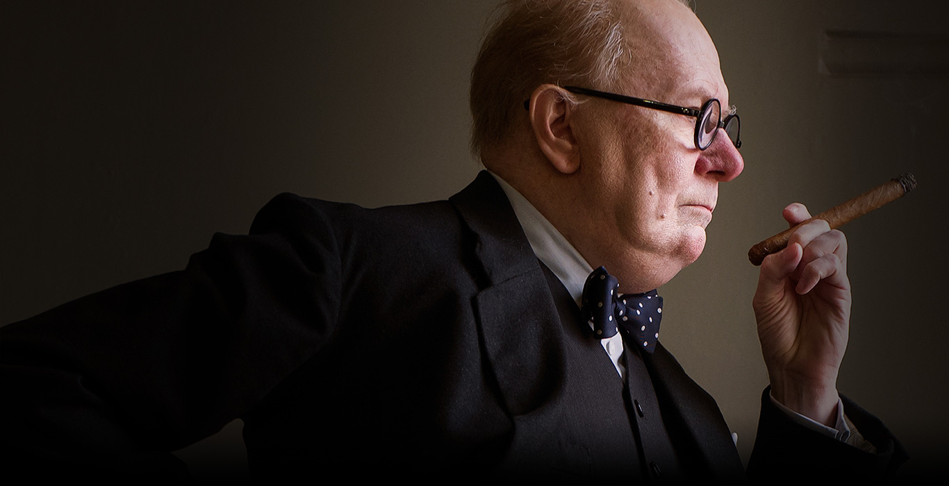 Darkest Hour review — Sterling, if unnecessary, historical