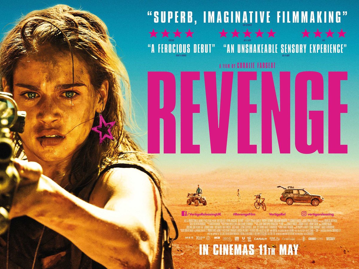 Revenge review — Brutal, blood-soaked, and beyond | Flaw in
