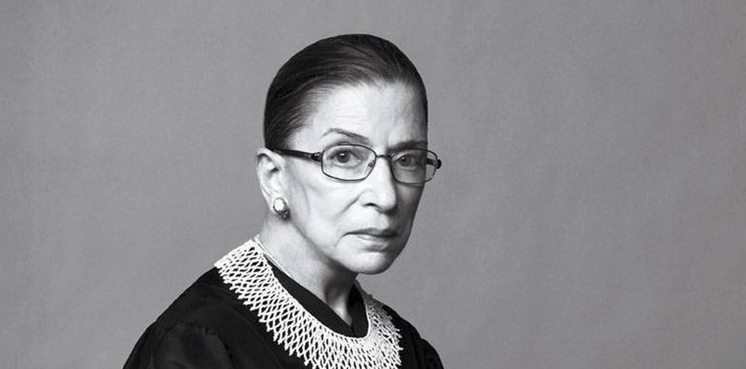 Rbg Review How Ruth Became A Rock Star In American Justice Flaw In The Iris