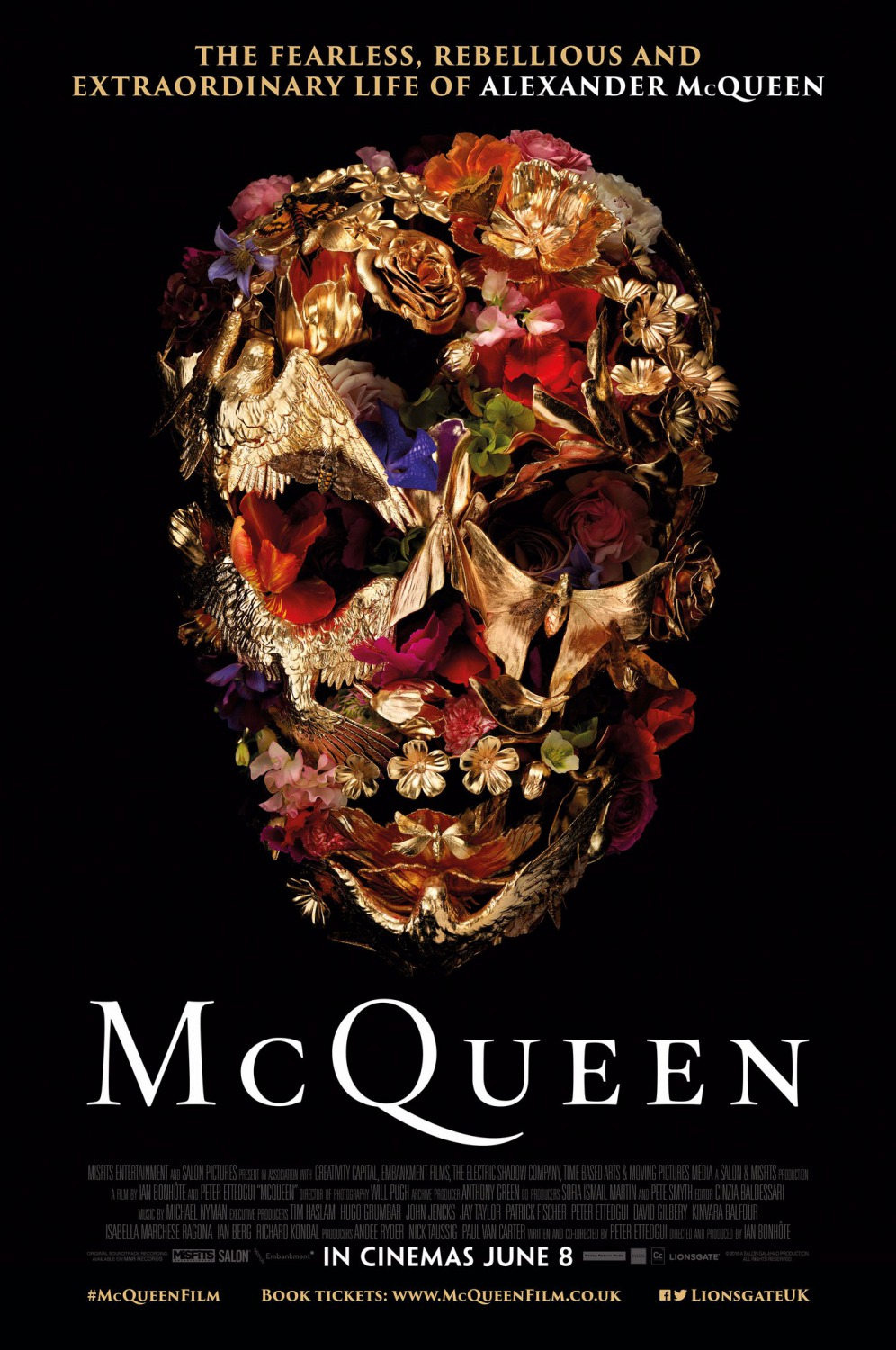 Mcqueen Review Testament To Fashion Genius Flaw In The Iris