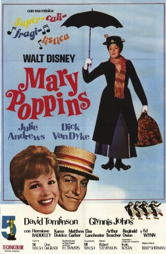 Mary Poppins And Mary Poppins Returns Reviews Disney S Witchy