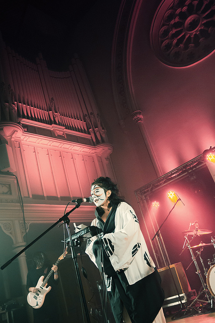Yamantaka/Sonic Titan @ St. Matthews United Church
