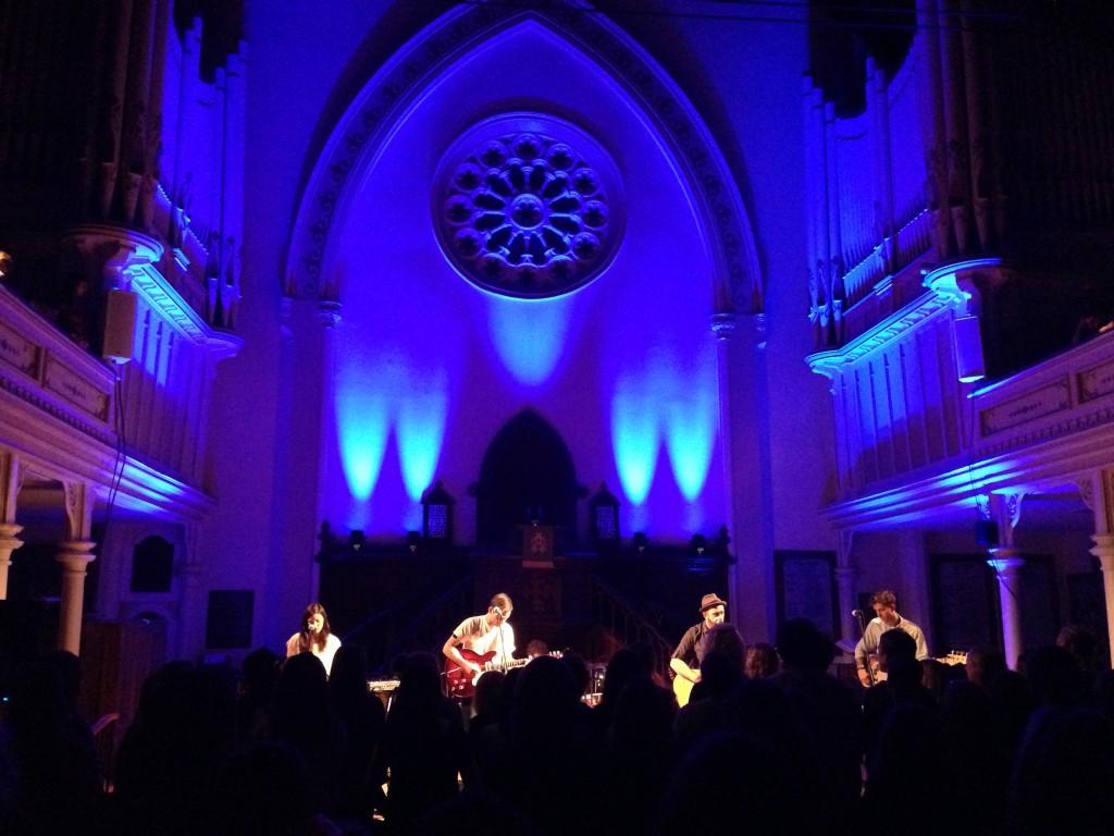 Said the Whale - St Matthews Church -  Nov 08, 2013