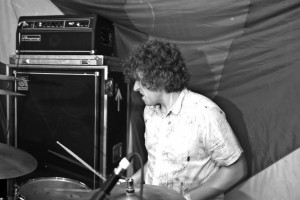 DrummerBnW