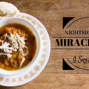 Nightshade Free Miracle Chili