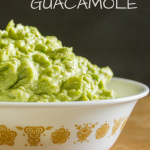 Homemade Guacamole - I Say Nomato Nightshade Free Food Blog