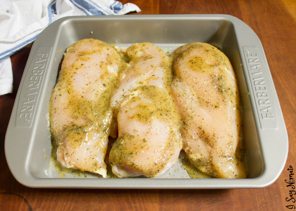 Easy Lemon Garlic Marinated Chicken - I Say Nomato Nightshade Free Food Blog nightshade free recipes nightshade free diet recipes nightshade free recipes nightshade free diet recipes without nightshades nightshade free foods nightshade free cookbook no nightshade recipes nightshade free cooking pepper free tomato free potato free