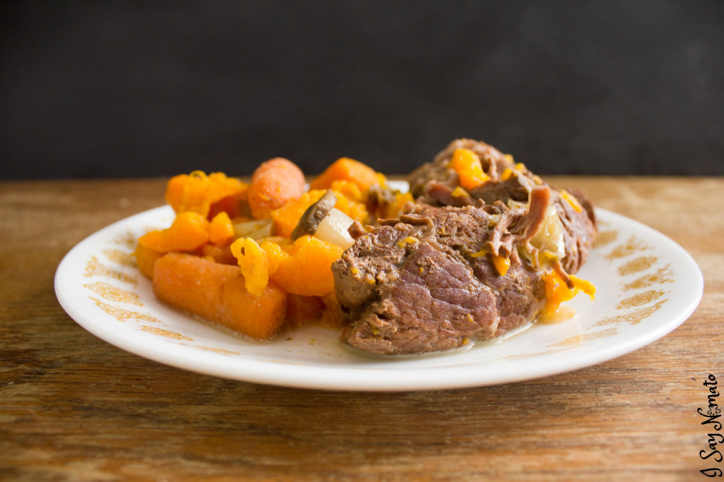 Slow Cooker Pot Roast - I Say Nomato Nightshade Free Food Blog