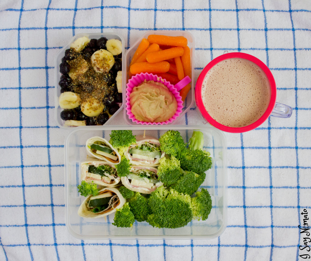 Lunch of the Week 6 - I Say Nomato Nightshade Free Food Blog