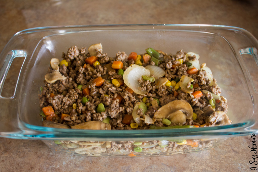 Guinness Cottage Pie - I Say Nomato Nightshade Free Food Blog cauliflower mash shepherd's pie nightshade free recipes nightshade free diet recipes gluten free nightshade free recipes nightshade free diet recipes without nightshades nightshade free foods nightshade free cookbook no nightshade recipes nightshade free cooking