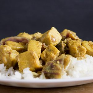 Coconut Chicken Curry (Nightshade Free)