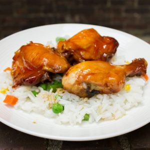Soy Maple Chicken