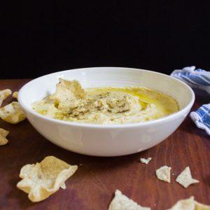 2 Minute Hummus