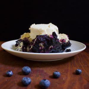 Nova Scotia Blueberry Grunt