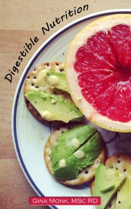 Digestible Nutrition - Gina Monk