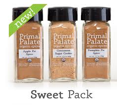 Sweet Pack from Primal Palate