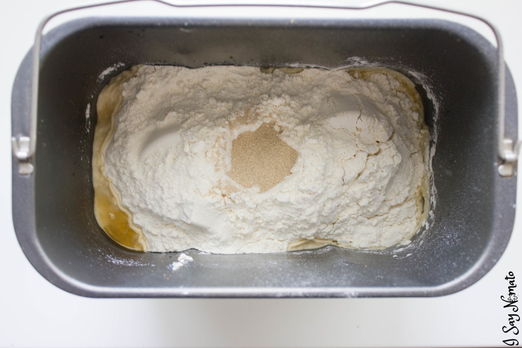 Breadmaker Brown Bread (Molasses Bread) - I Say Nomato Nightshade Free Food Blog