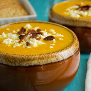 Hearty Winter Butternut Squash Soup