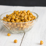 Roasted Garlic Chickpeas - I Say Nomato Nightshade Free Food Blog