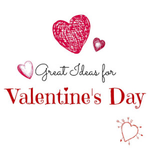 Holiday Fun with Our Bloggy Friends: Valentine's Day!