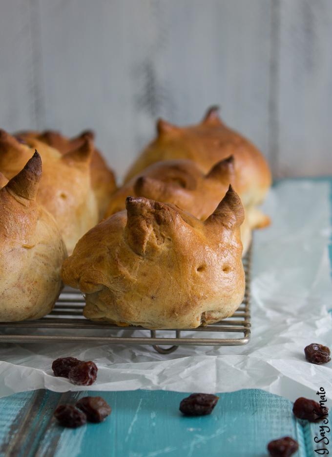 Hot Cross Bunnies - I Say Nomato Nightshade Free Food Blog