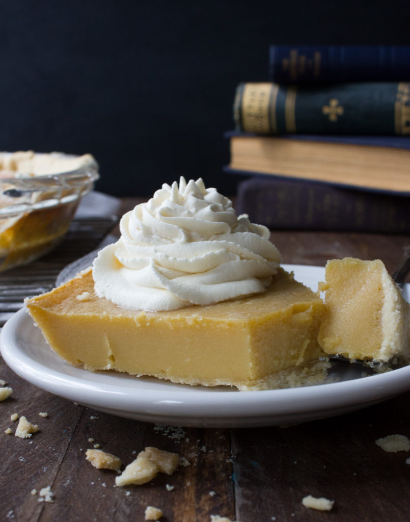 An old family recipe, this Butterscotch Pie is sweet, sticky perfection!