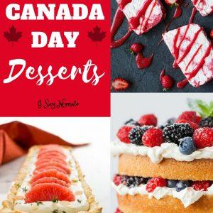 45 Canada Day Desserts