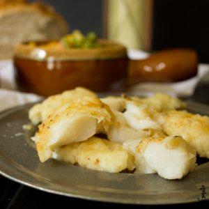 Pan-Fried Haddock