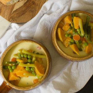 Sweet Potato Hodge Podge
