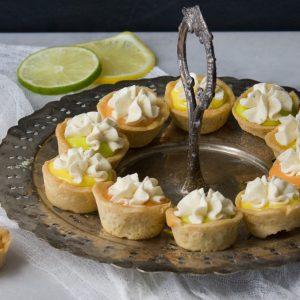 Sugar Cookie Citrus Tarts