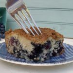 Heathers Blueberry Cake - Guest Post from the Bluenose Baker