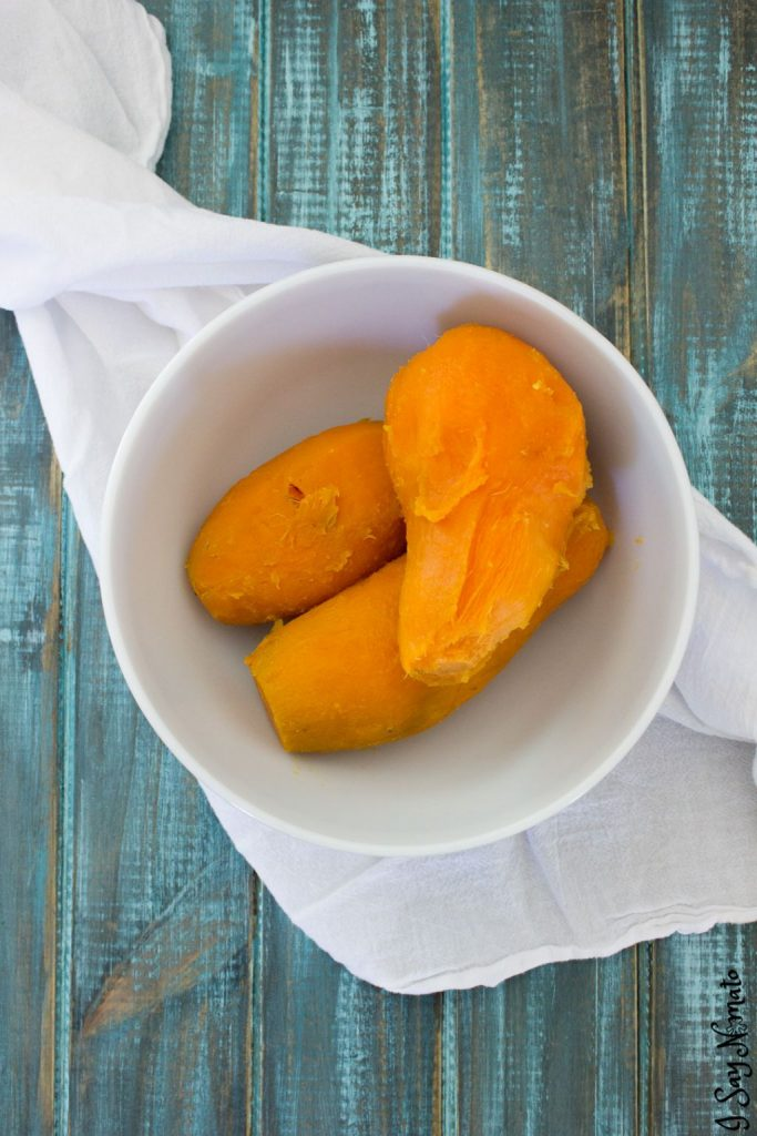Pineapple Sweet Potatoes - I Say Nomato Nightshade Free Food Blog