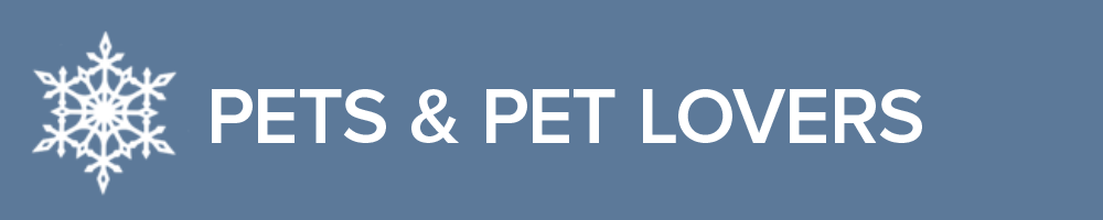 Pets & Pet Lovers