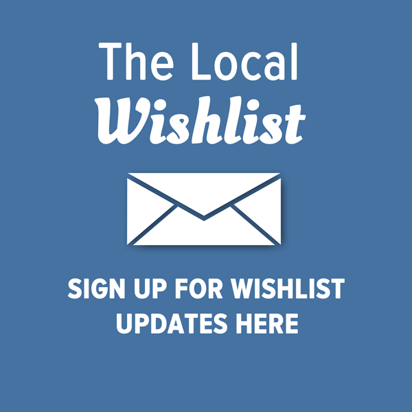 Sign up for wishlist updates here
