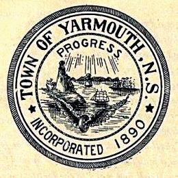 yarmouth crest, county museum
