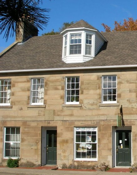 Scottish Dormers Noticed In Nova Scotia