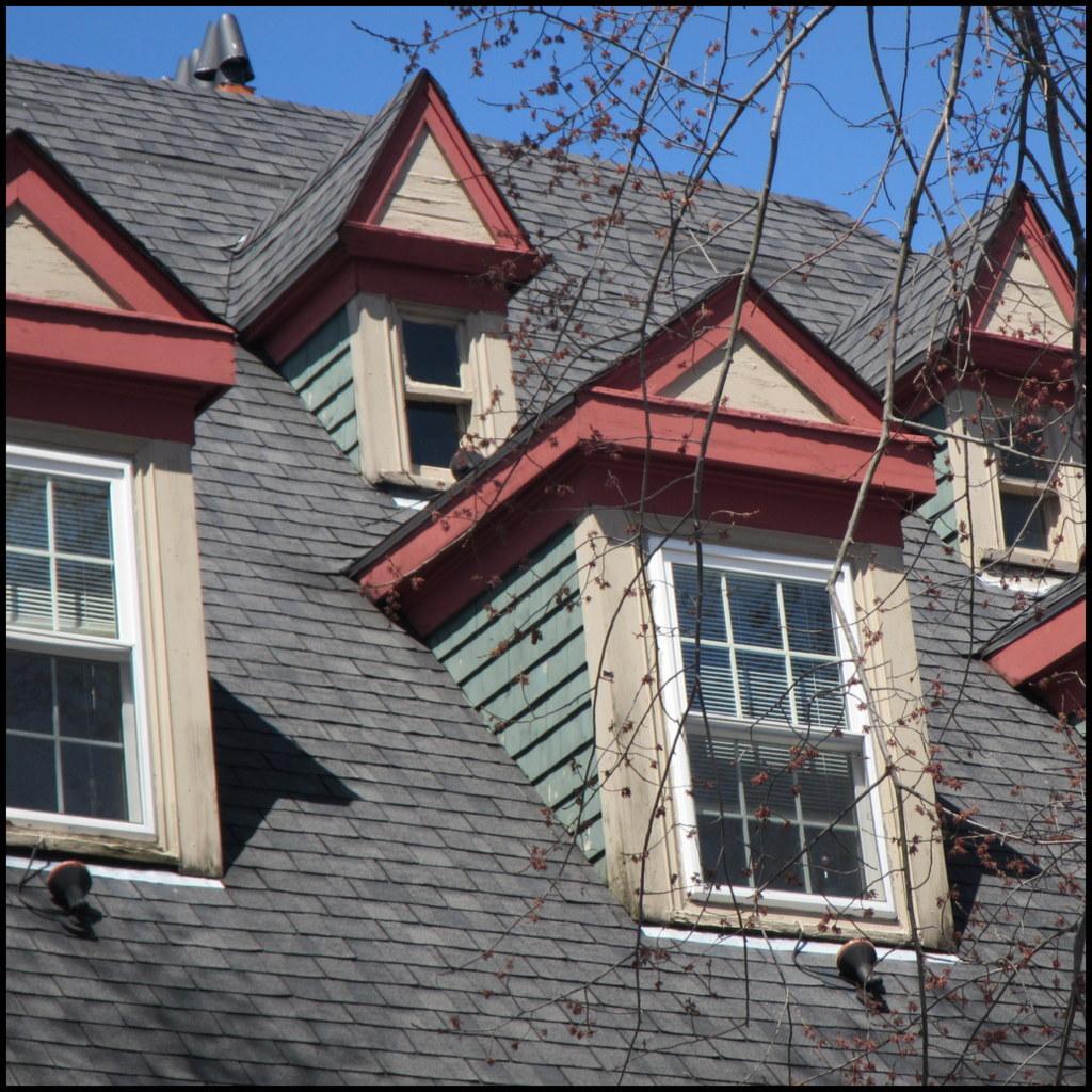 Delightful Dormers Noticed In Nova Scotia