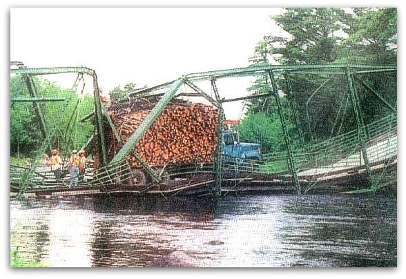 Great Iron Bridges Of Nova Scotia Noticed In Nova Scotia