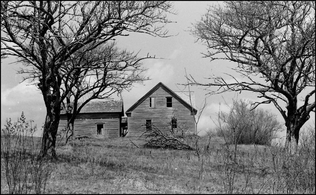 Abandoned Buildings Noticed In Nova Scotia